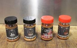 BBQ Rubs Grate Goods