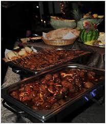 6) Hapjes buffet (warm)