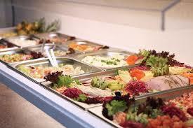 Luxe koud & warm buffet