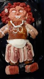 Sara van vlees