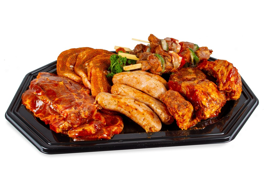 04. Barbecueschotel King Size