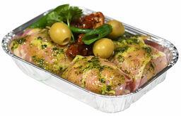 Chef's BBQ Selection Italiaans kip pannetje