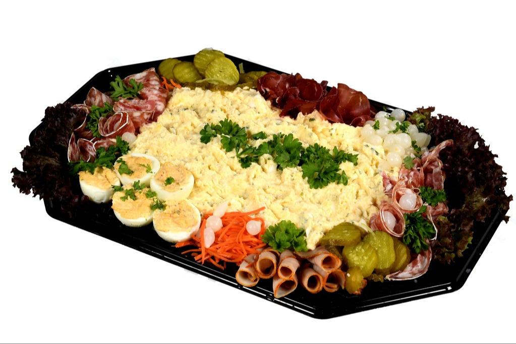 Saladeschotel scharrelei