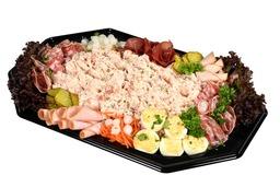 Saladeschotel rundvlees