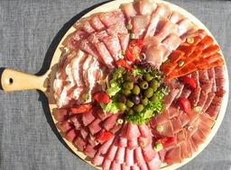 Vleeswarenplank