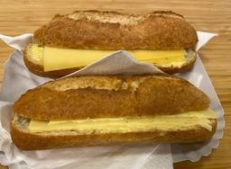 Broodje oudekaas