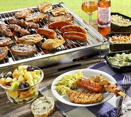 BBQ pakket royaal