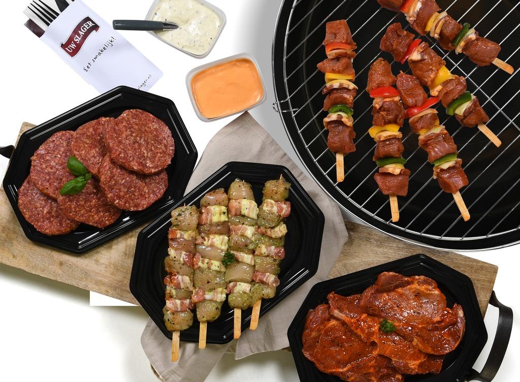 "Barbecue pakket ""Club"""