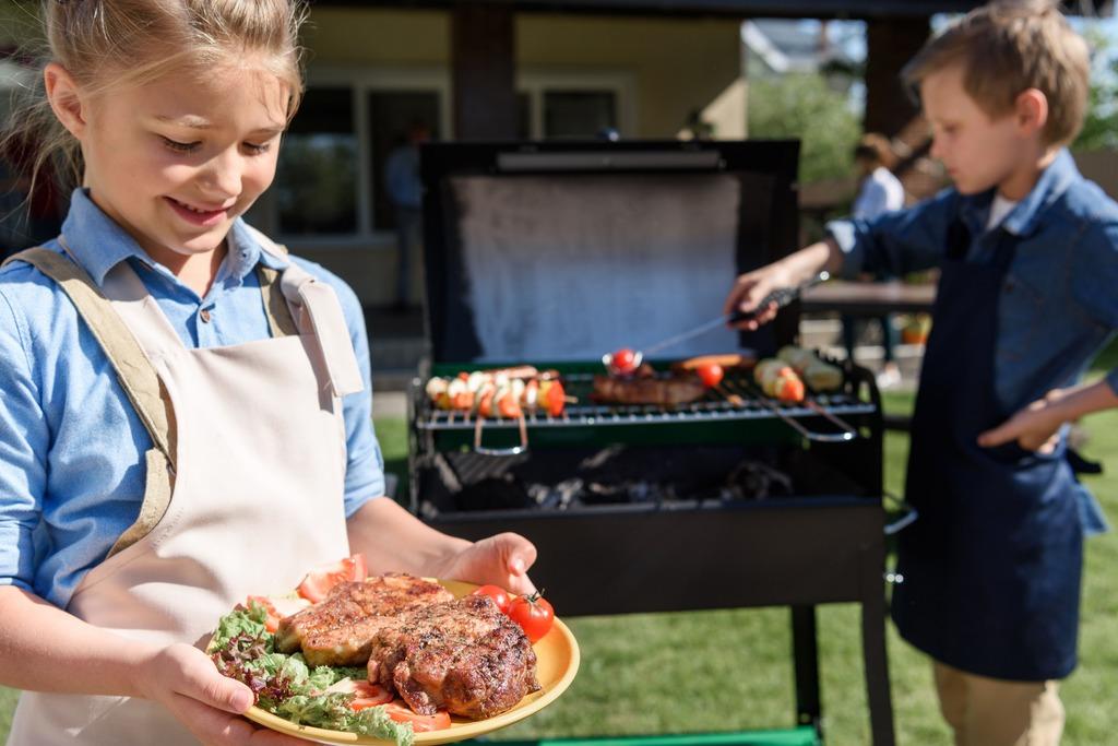"8. Barbecue pakket ""Kids"""