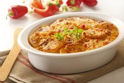Mediterraanse aardappelgratin 250 gram
