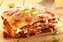 Lasagne à la Meat & Meals