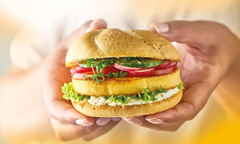 5. Vegetarische BBQ
