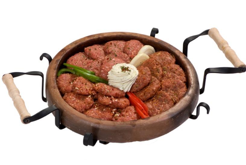 Burger Smulsteen