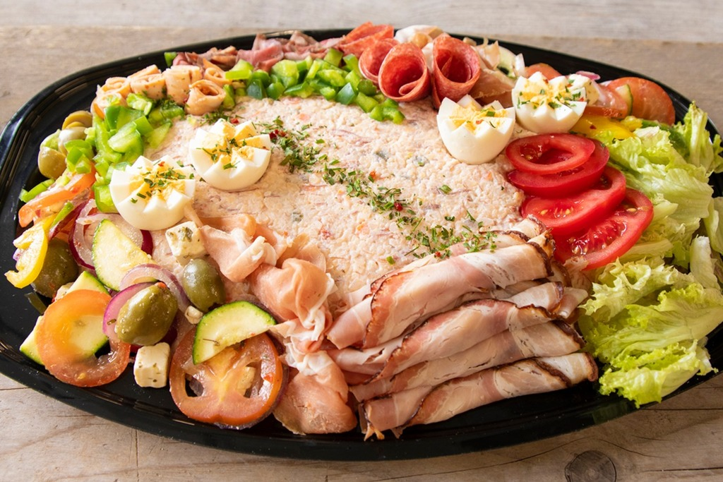 Groente Salade