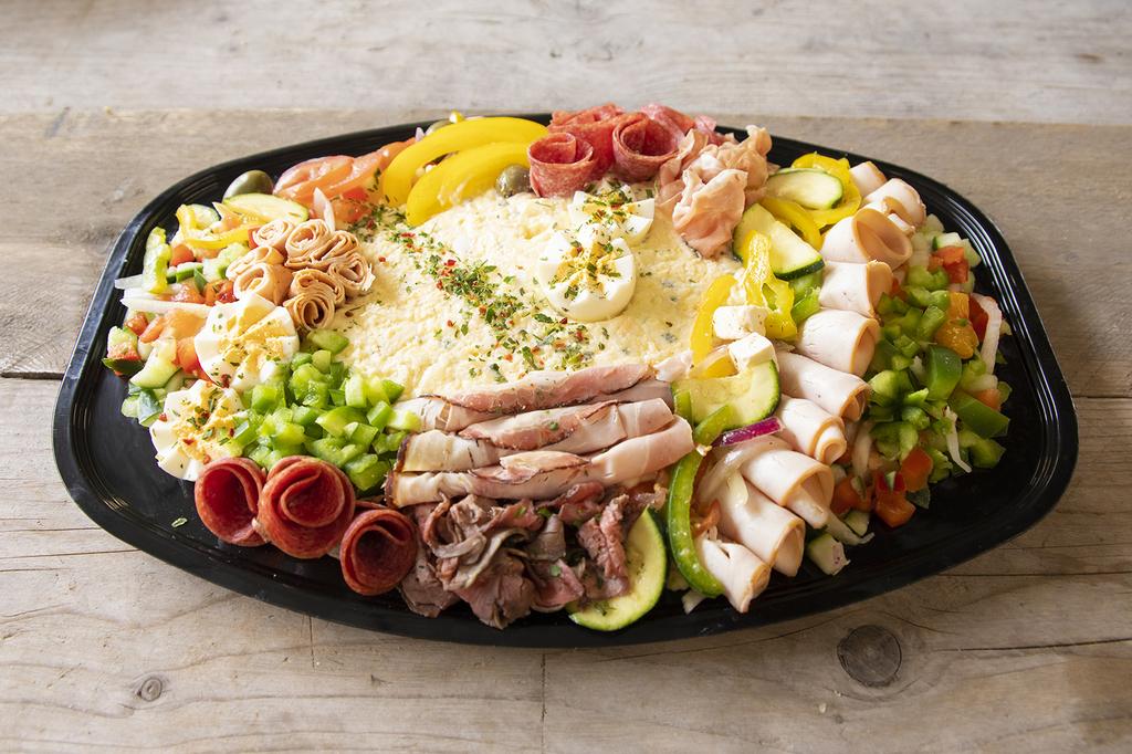 Scharrel Salade