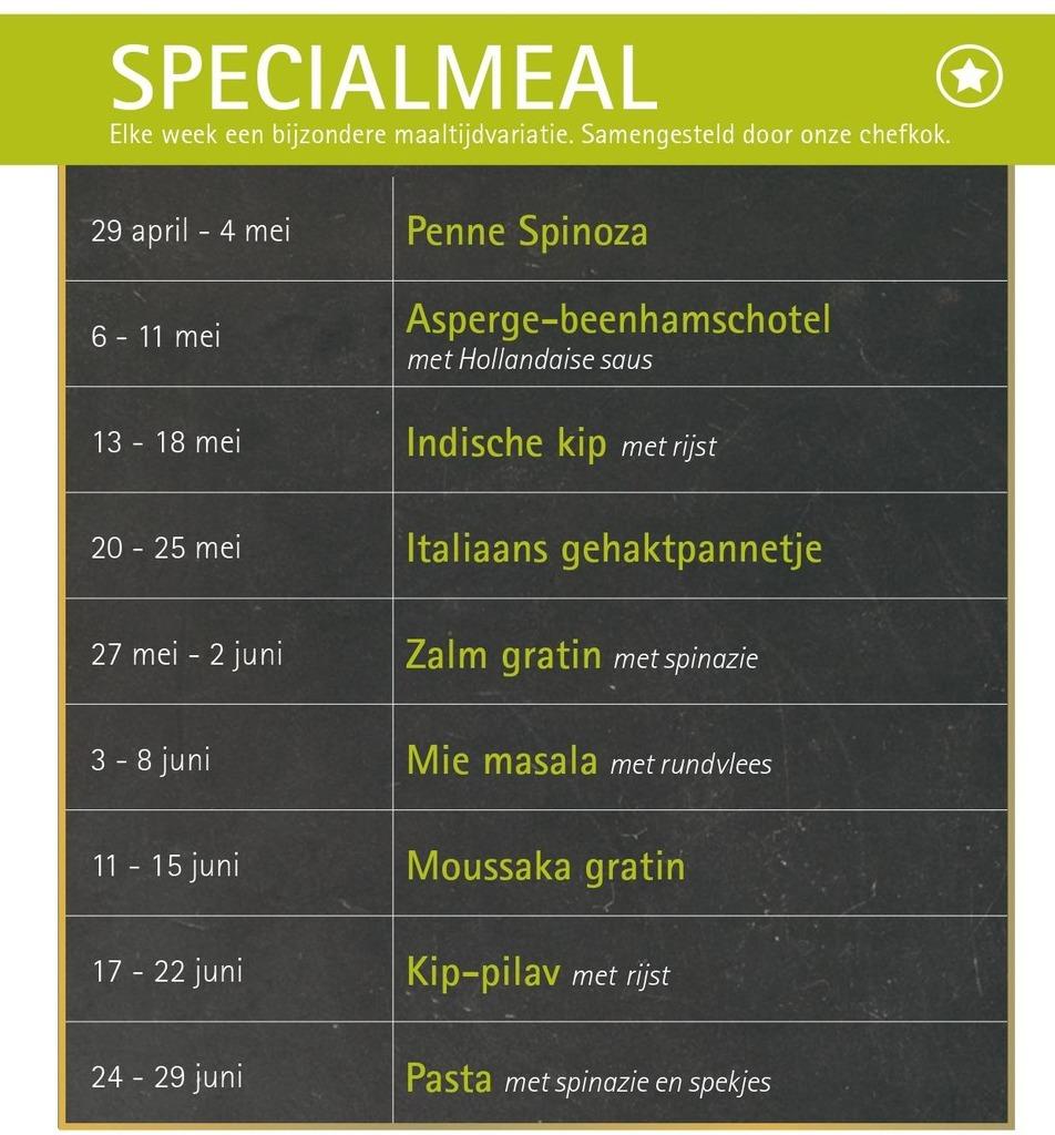SpecialMeal