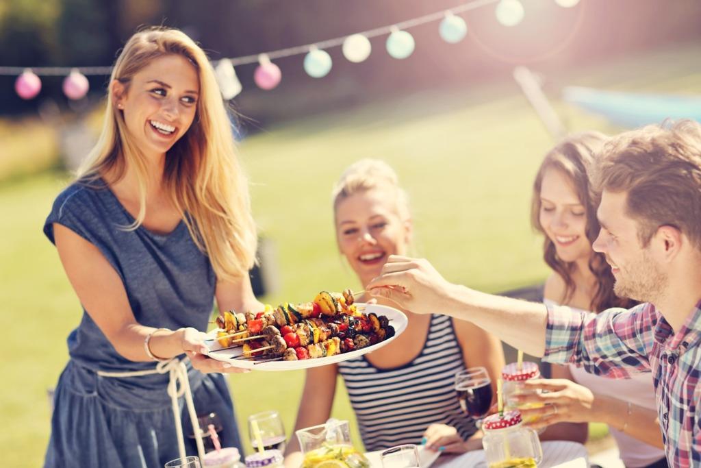05. Barbecuebuffet populair