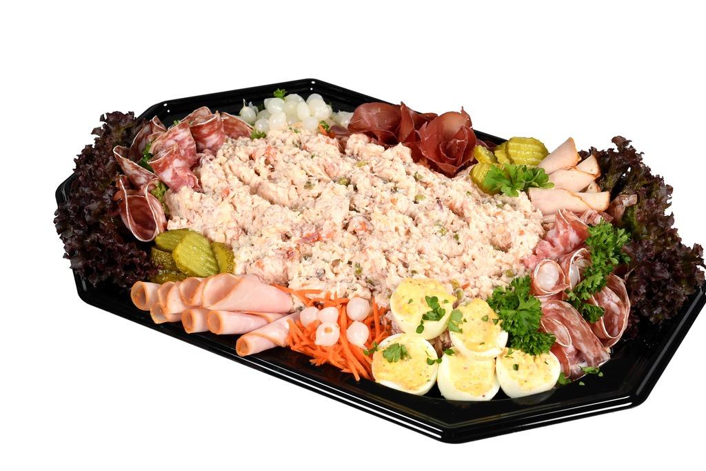 11. BBQ Saladeschotels