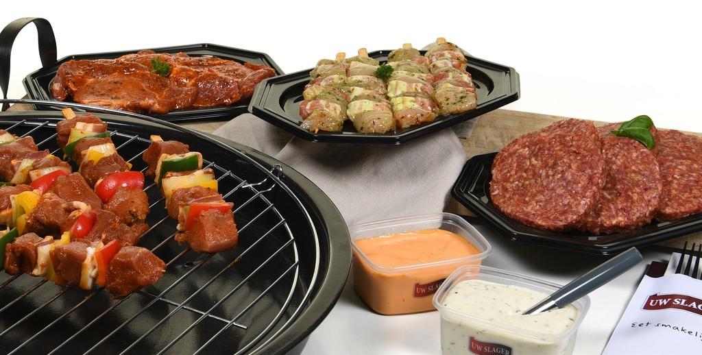 01. ´Buurt´ BBQ pakket