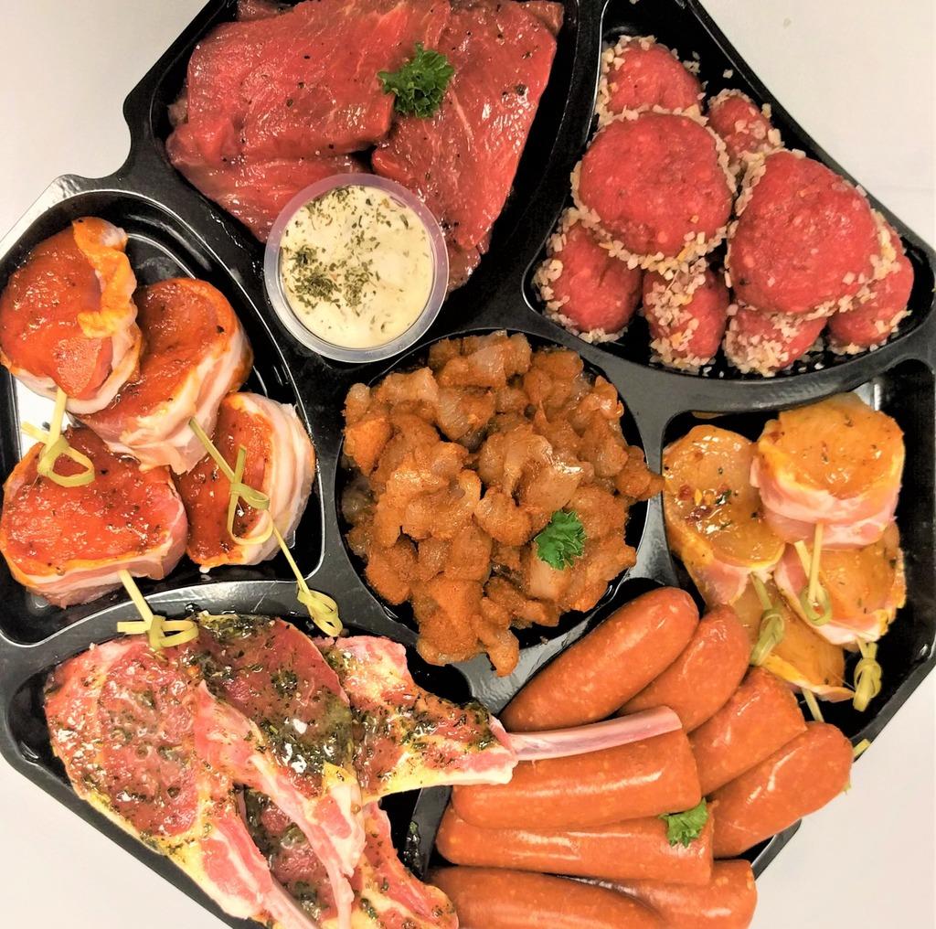 Gourmet De Luxe 4 personen
