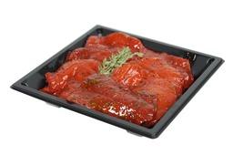 Malse biefstuk gemarineerd spicey