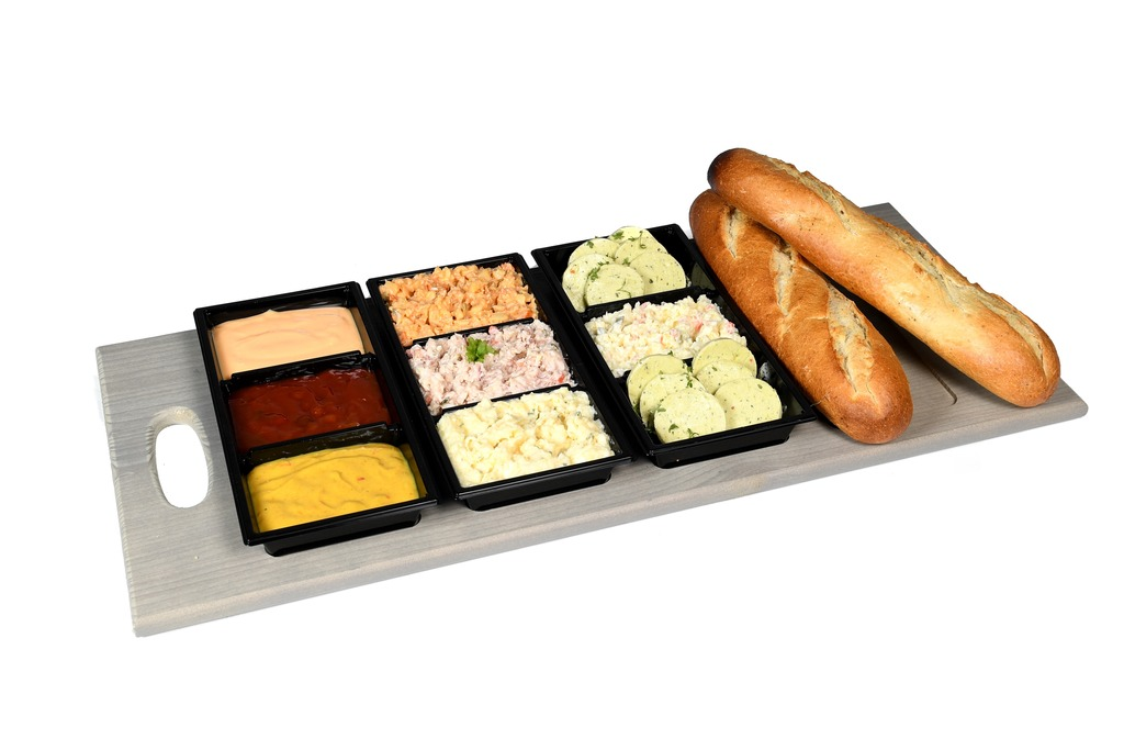 6 Gourmet compleet maken