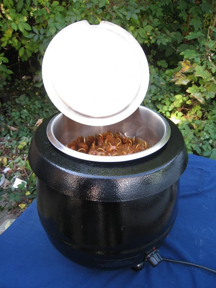 Hotpot saté