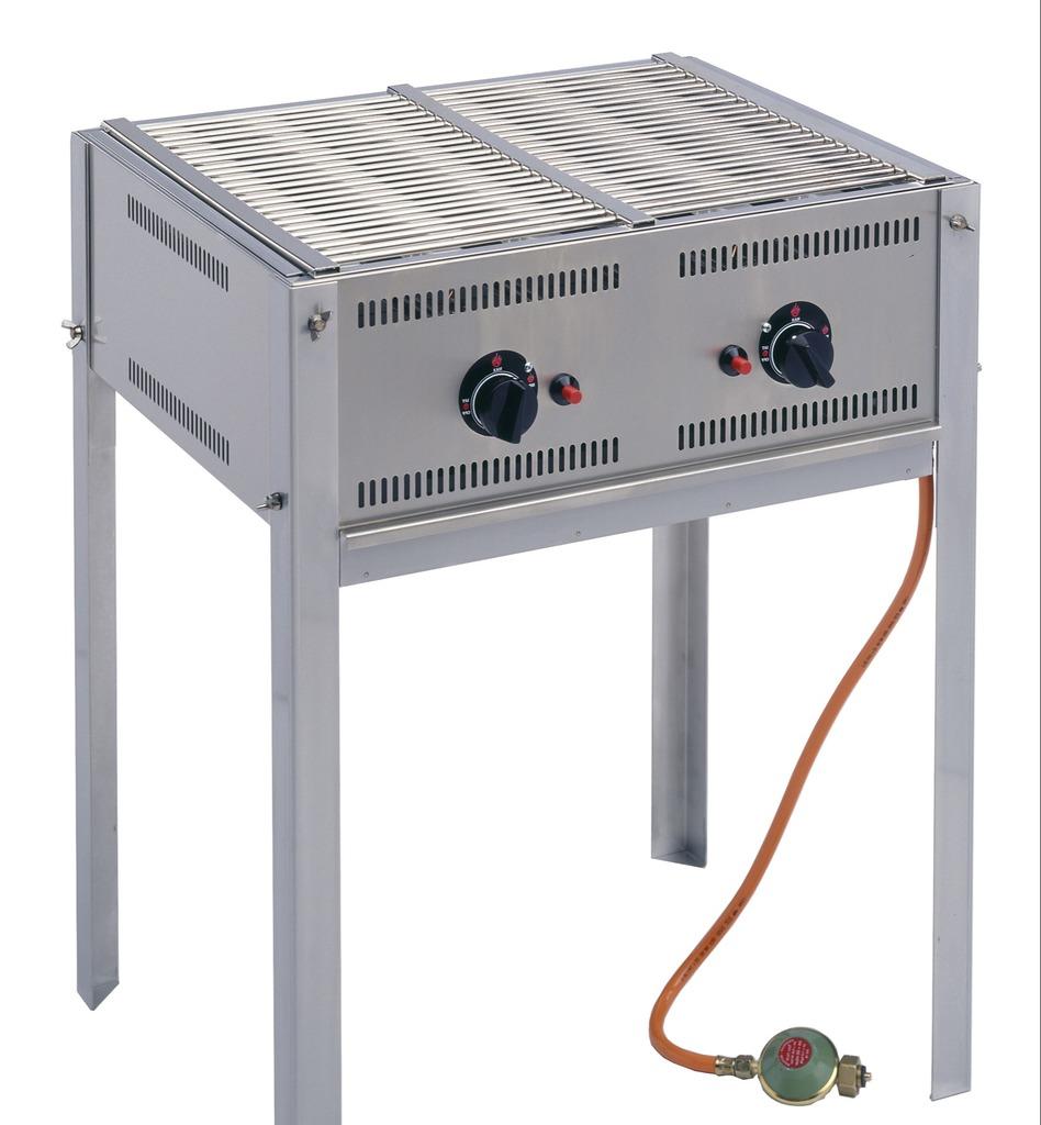 061. Bruikleen Gas BBQ