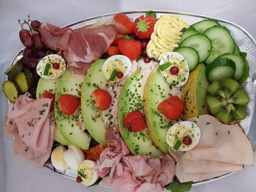 Huzaren salade de Luxe