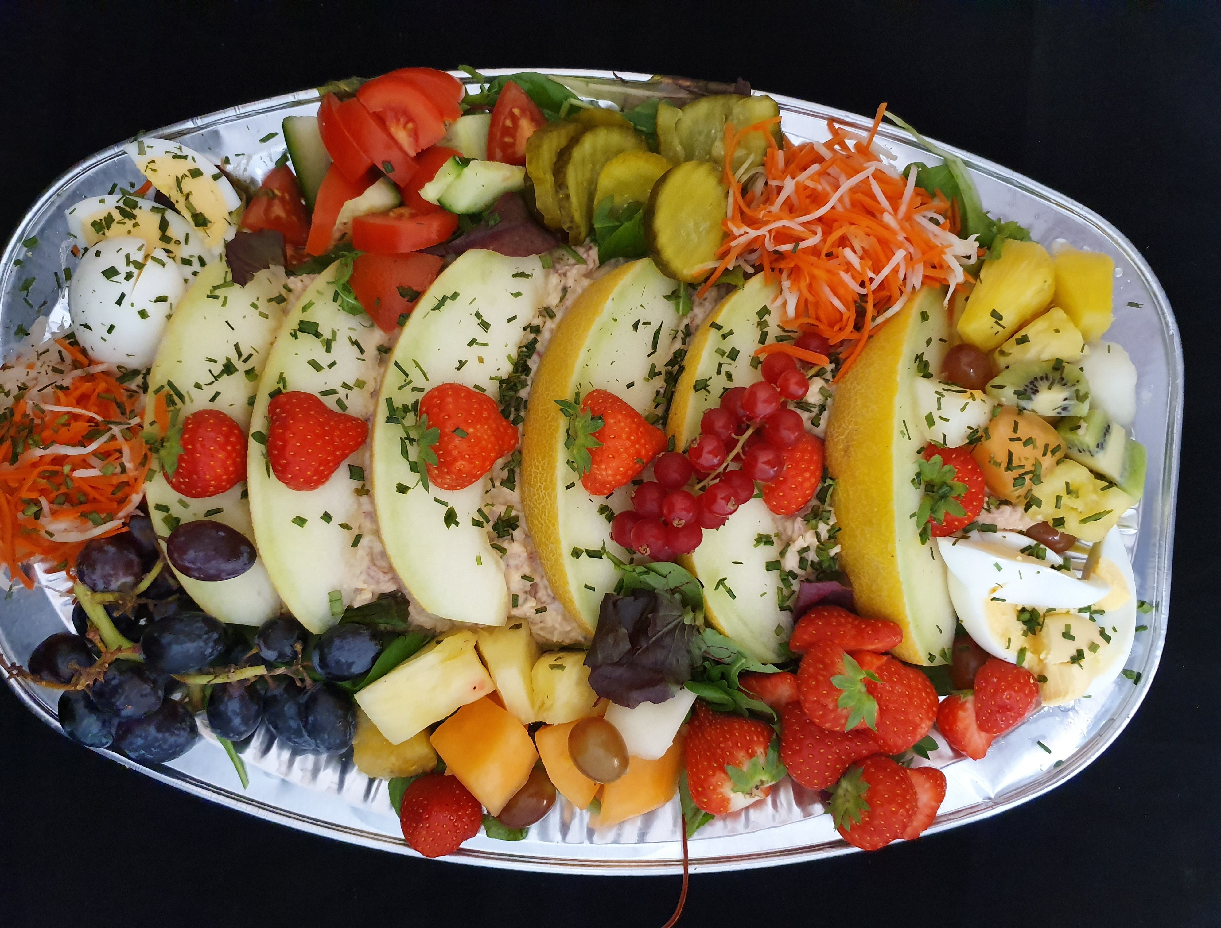 Huzaren salade