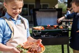 Barbecue Kinder pakket