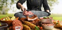 Barbecue pakket Extra