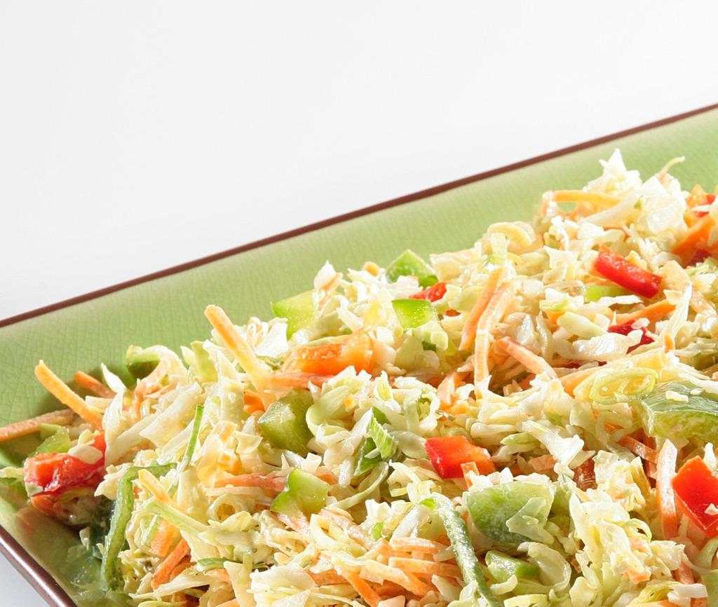Salade Groente rauwkost