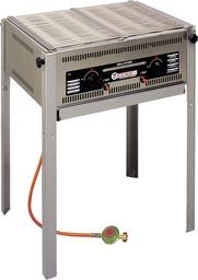 Barbecue gas + benodigde gas