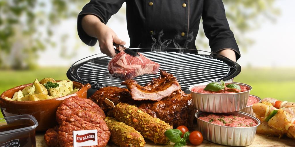 Barbecue actie pakket
