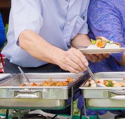 """Buffet """"Verweij Culinair"""""""