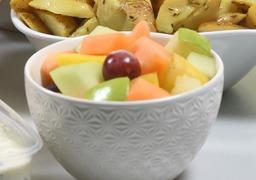 Vers fruit salade bbq