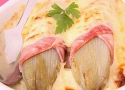 Witfol met ham&kaas