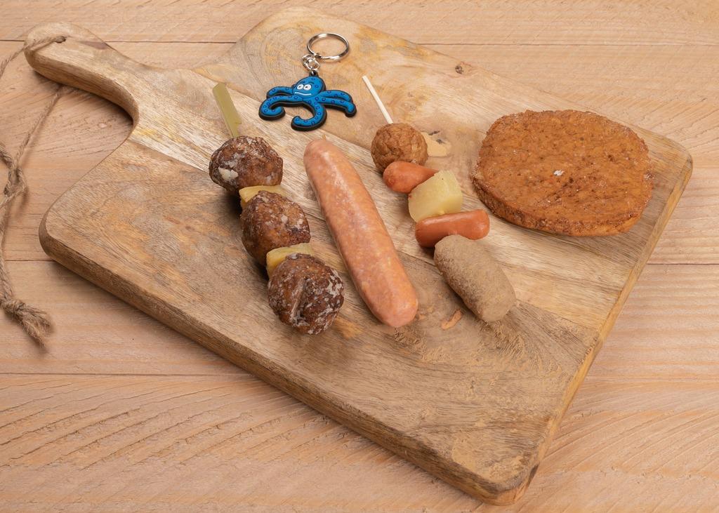 03. BBQ Kinderpakket