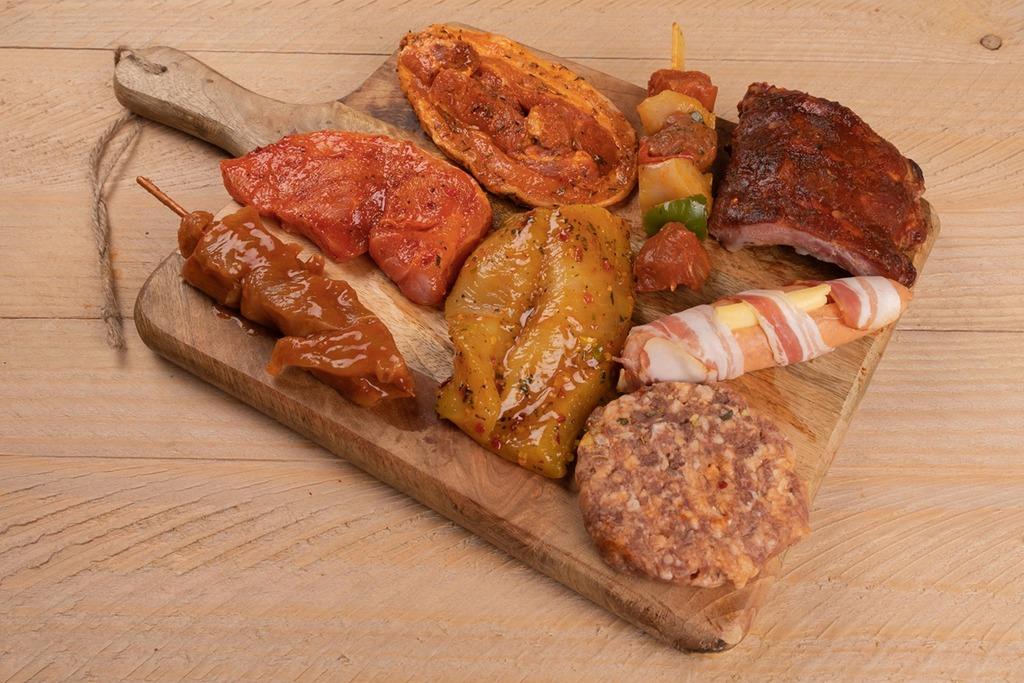 07. All-in BBQ vleesmix pakket