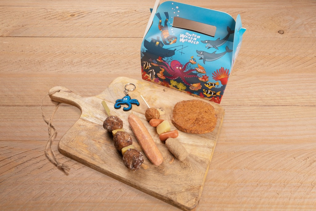 11. All-in BBQ Kinderpakket
