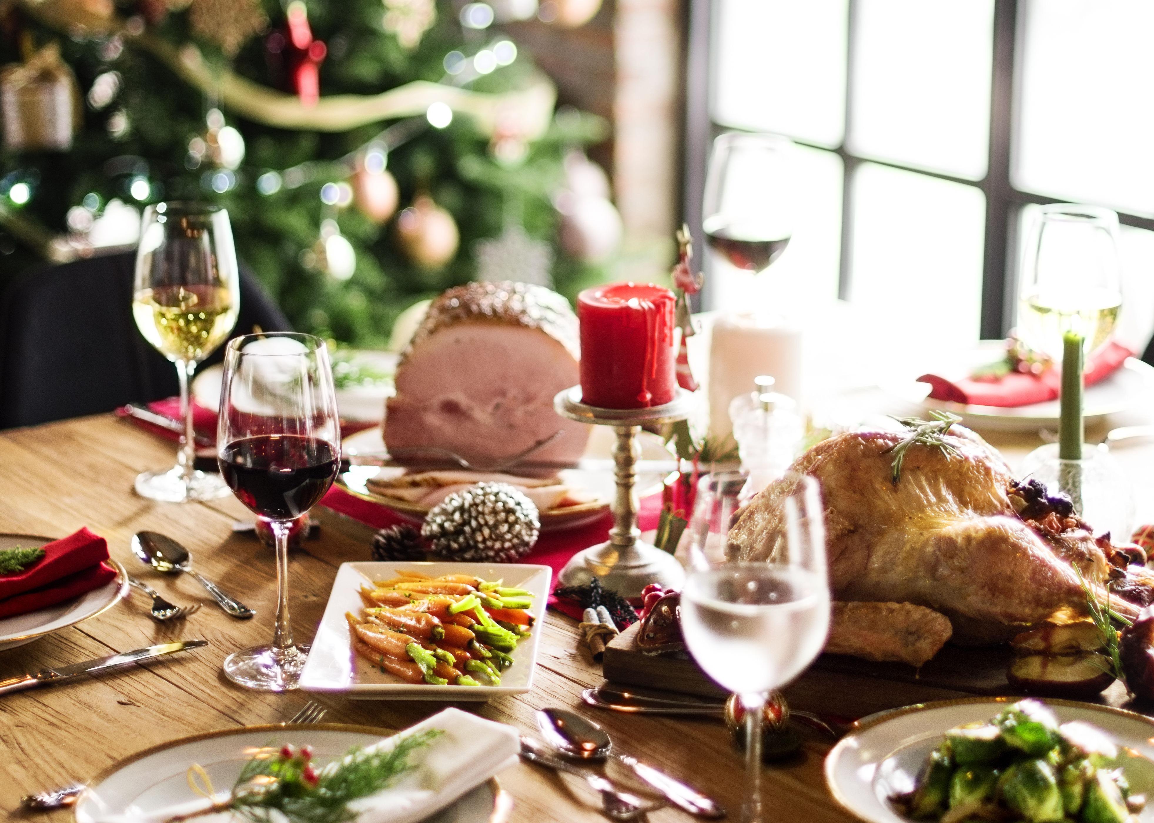01. Kerst-buffet