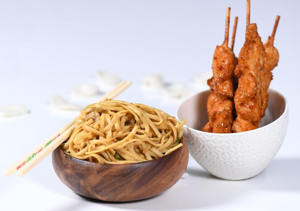 6. Chinees buffet