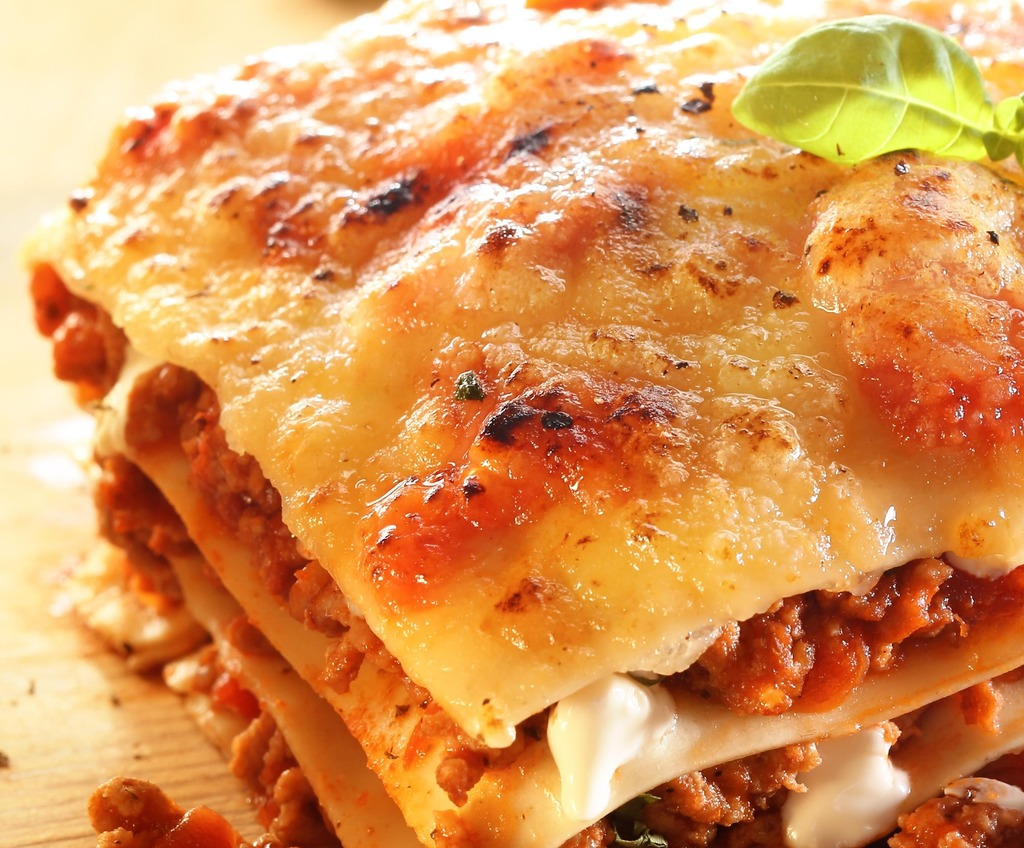 7. Italiaans buffet