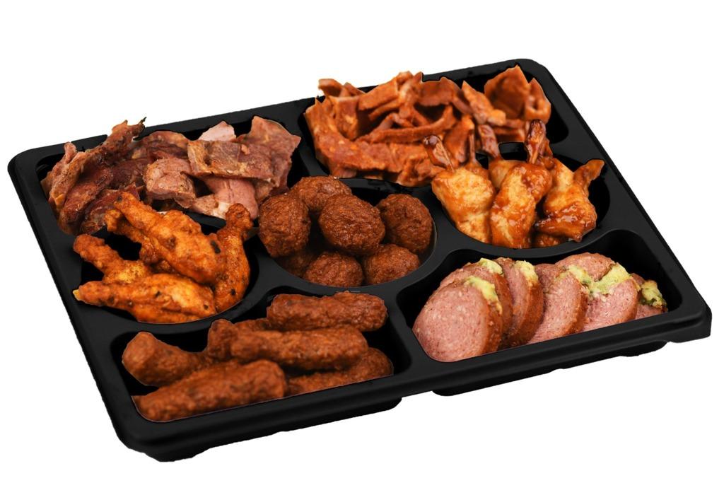 1. Dockumer grillbox