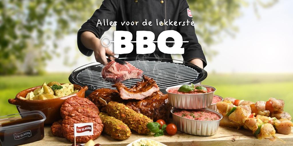 Barbecuepakket compleet