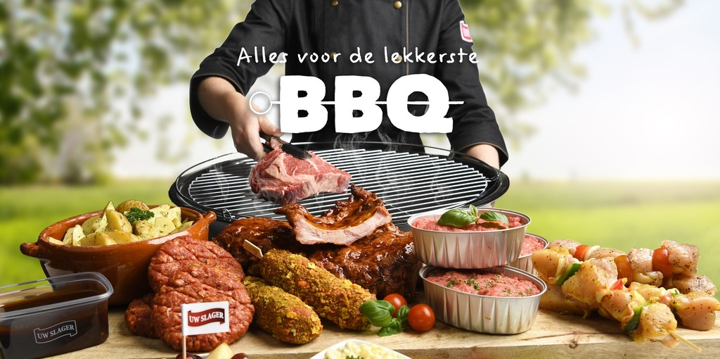 *  BBQ pakket All-in