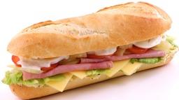 Belegd broodje gezond