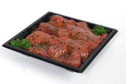 Biefstuk groene marinade