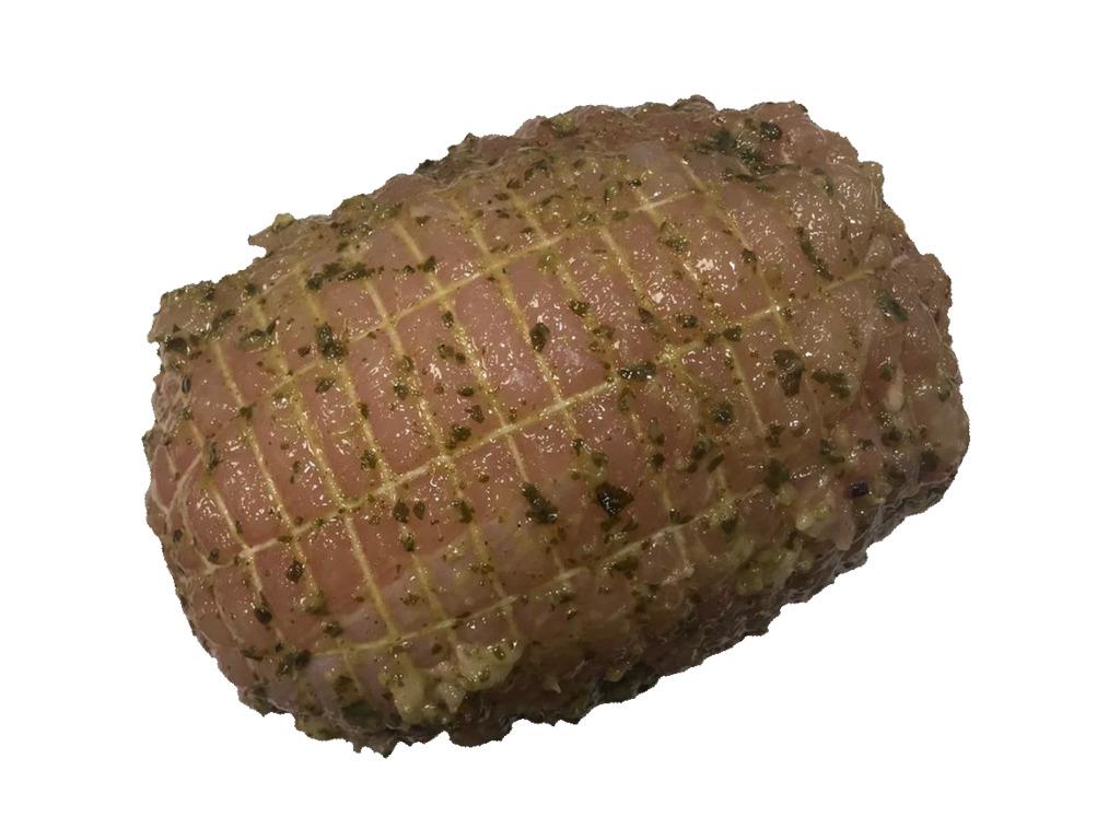 Pesto kiprollade